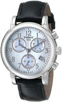 Tissot Women's T0502171611200 Stainless Steel Analog Dial Watch
