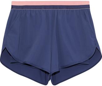 Iris & Ink Layered Scuba Shorts
