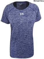 Under Armour New Ladies Twisted Tech Locker T-Shirt