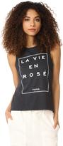 South Parade La Vie En Rose Tank