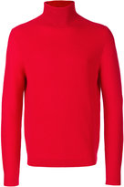 Paul Smith high-neck sweater - men - Cotton/Merino - S