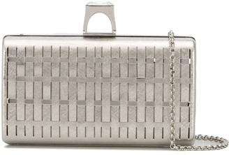 Casadei Soraya clutch bag