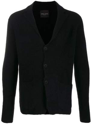 Roberto Collina slim-fit button-up cardigan