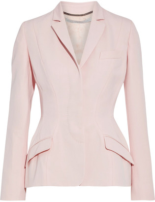 Stella McCartney Janiyah Wool-twill Blazer