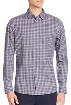 Michael Kors Gunnar Checked Shirt