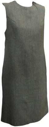 Undercover Grey Wool Dress for Women