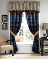 "Croscill Clairmont Tailored 88"" x 18"" Window Valance"