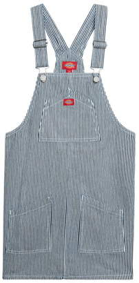Dickies Engineer Stripe Overall Jumper Dress