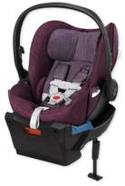 Cybex Cloud Q Plus Infant Car Seat with Load Leg Base in Grape Juice Denim