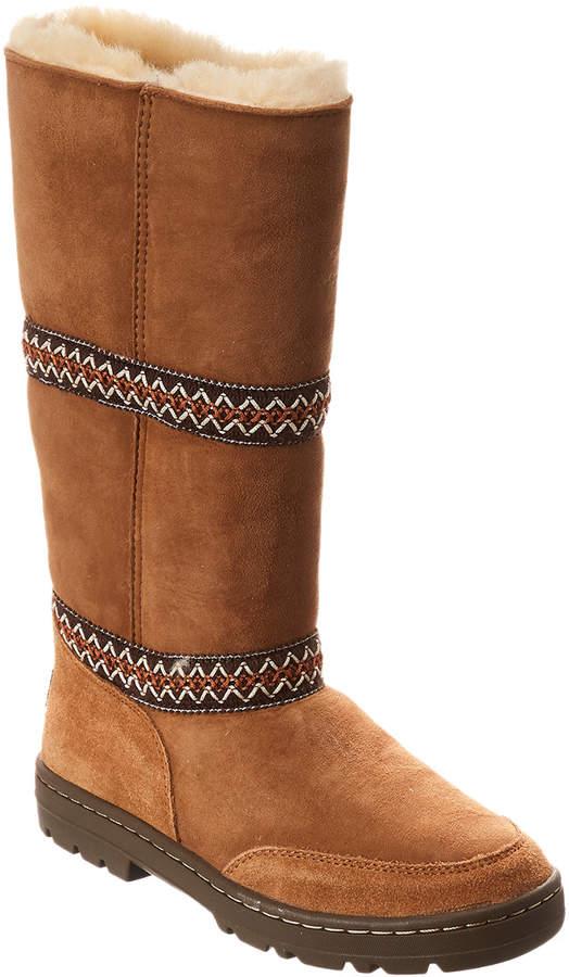 5d420058edb Women's Sundance Revival Suede Boot