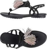 Pertini Toe strap sandals