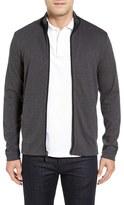 BOSS GREEN Men's Reversible Herringbone Jacket