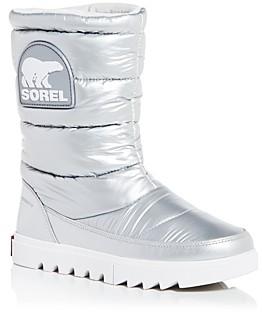 Sorel Women's Joan Of Arctic Next Puffy Waterproof Cold Weather Boots