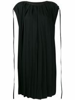 MM6 MAISON MARGIELA pleated dress
