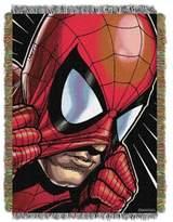 Marvel Peter Parker Woven Tapestry Throw Blanket