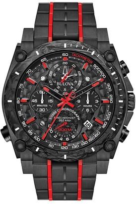 Bulova Men's Precisionist Watch, 46.5mm