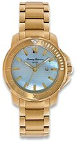 Tommy Bahama Women's 10018299 Laguna Analog Display Japanese Quartz Gold Watch