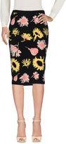Moschino Cheap & Chic 3/4 length skirts