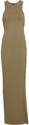 The Range Rib Knit Tank Maxi Dress