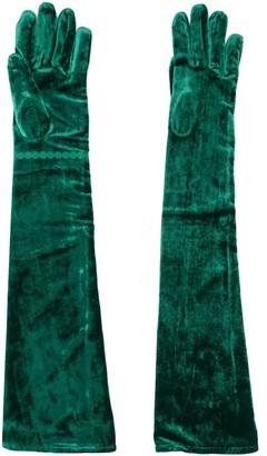 MM6 MAISON MARGIELA Slip-On Gloves