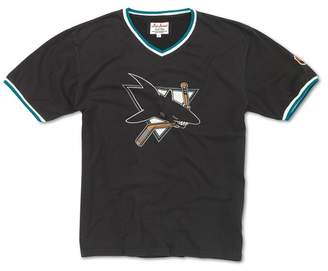 Red Jacket NHL San Jose Sharks Short Sleeve T-Shirt