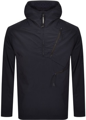 C.P. Company Hooded Overshirt Jacket Navy