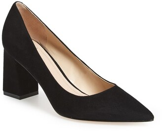 Marc Fisher Zala Block Heel Pump