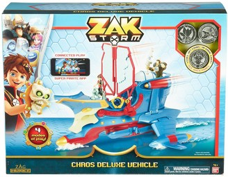 Zak Storm Dx Chaos With 3 Coins