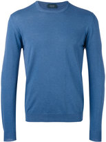 Zanone crew neck jumper