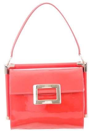 e110bb5a9a38 Roger Vivier Snap Closure Handbags - ShopStyle