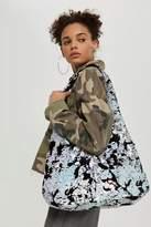 Topshop Freedom Sequin Shoulder Bag