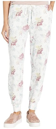 Lucky Brand Floral Jogger Pants