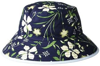 Betmar Florence (Navy Floral) Caps