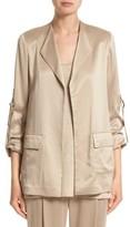 Lafayette 148 New York Women's Halden Silk Jacket