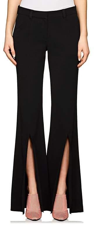 A.L.C. Women's Capen Stretch-Crepe Flared Trousers