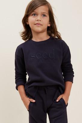 Seed Heritage Seed Logo Sweater
