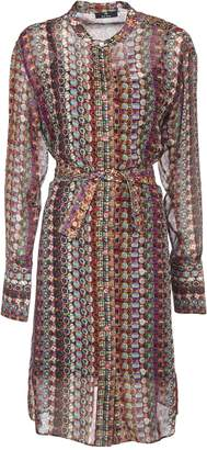 Paul Smith Multicolor Lined Dress