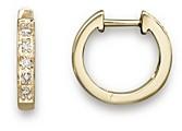 Bloomingdale's Kc Designs Diamond Mini Hoops in 14K Yellow Gold