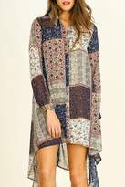 Umgee USA Print Shift Dress