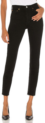 RE/DONE High Rise Ankle Crop. - size 23 (also