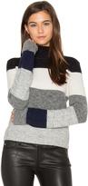 Equipment Ren Striped Sweater
