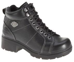 Harley-Davidson Women's Tyler Lug Sole Boot Women's Shoes