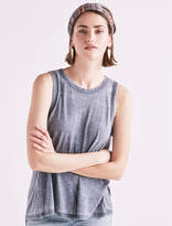 Lucky Brand Tank With Open Back