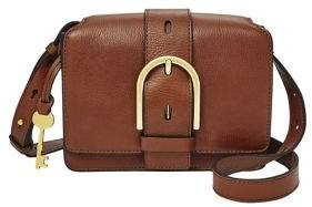 Fossil Wiley Leather Crossbody Bag