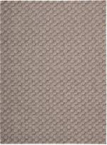 "Calvin Klein Home Area Rug, CK11 Loom Select Neutrals LS16 Pasture Smoke 3'6"" x 5'6"""