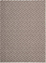 "Calvin Klein Home Area Rug, CK11 Loom Select Neutrals LS16 Pasture Smoke 5'6"" x 7'5"""