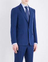 Gieves & Hawkes Regular-fit linen jacket