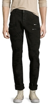 Hudson Broderick Cotton Slouchy Skinny Jeans