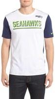 Nike Champ Drive 2.0 Seahawks Reflective T-Shirt