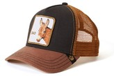 Men's Goorin Brothers Barnyard Donkey Trucker Hat - Black